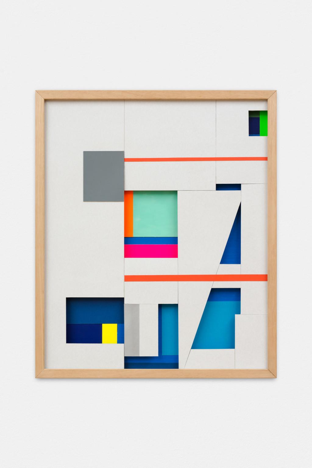 Ulrich Hakel White Pattern