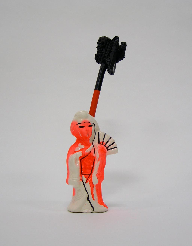 Ulrich Hakel Untitled figurine